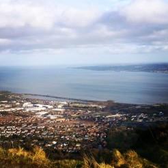 Cavehill - Belfast - Irlandia Polnocna