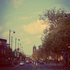 University Rd - Belfast - Irlandia Polnocna