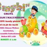 """""""Smyki"""" Grupa dla Mam i Maluszków"""