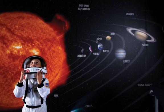 'Little Yellow Star' przedstawienie dla dzieci w Armagh Planetarium – wstęp wolny