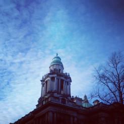 City Hall - Belfast - Irlandia Polnocna