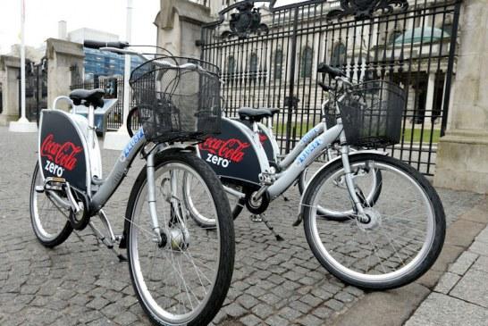 Coca-Cola Zero Belfast Bikes – Sieć wypożyczalni miejskich rowerów w Belfaście