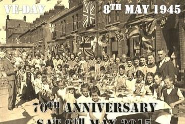 Obchody 70-tej rocznicy zakończenia II Wojny Światowej