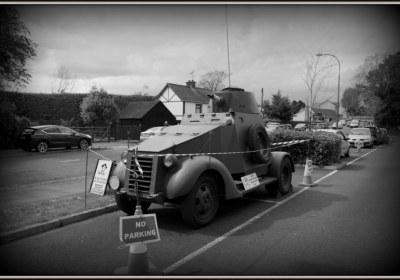 Obchody 70-tej rocznicy zakończenia II Wojny Światowej w Tobermore