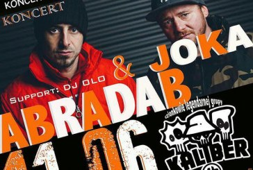 Koncert Abradaba i Joki (Kaliber 44) w Belfaście!