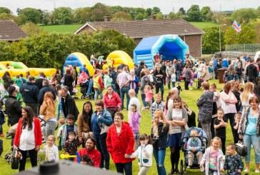 Międzynarodowy Dzień Dziecka w Lisburn udany! Fudusze dla Welcome House mimo to wstrzymane!