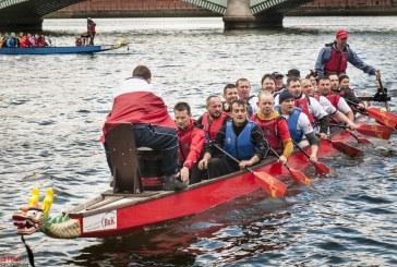 Fotorelacja z wyścigu Smoczych Łodzi w Belfaście – Dragon Boats Race 2015