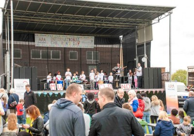 Międzynarodowy Dzień Dziecka w Lisburn
