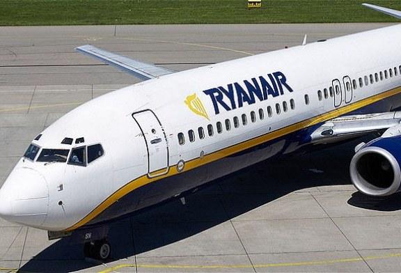 Ryanair – czasowe wstrzymanie odpraw i sprzedaży biletów online!