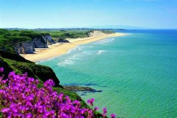 Najczystsze plaże Irlandii Północnej – Błękitne Flagi 2015