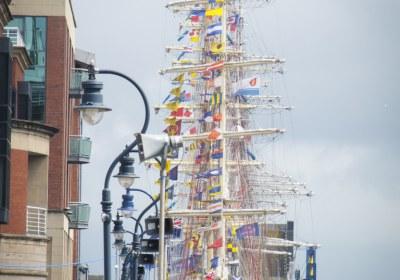 Festiwal Tall Ships Belfast 2015