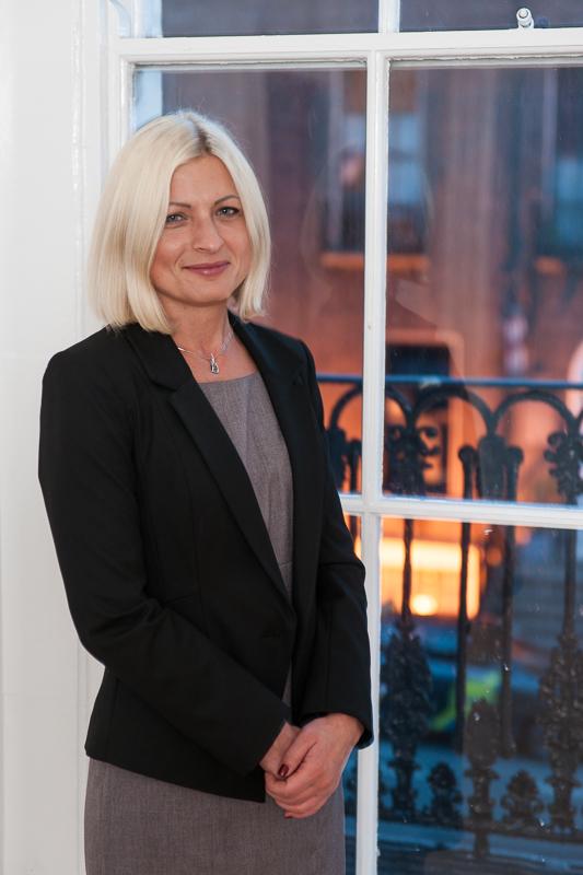 Marta Szutkowska-Kiszkiel kandydatka do Sejmu RP 2015