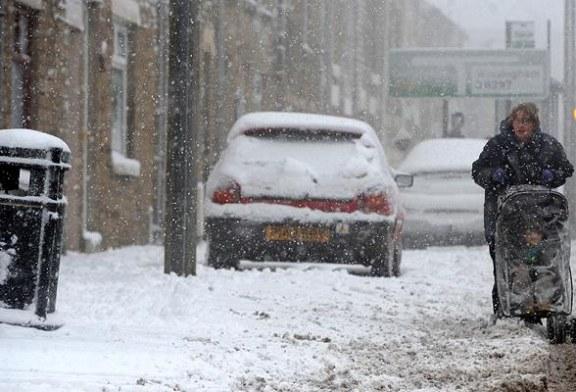 Śnieg i mróz! Nadchodzi zima stulecia?