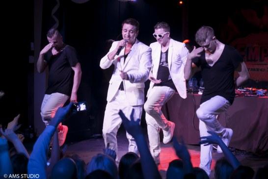 Fotorelacja z koncertu Weekend w Belfaście