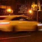 Zmiana limitu prędkości w centrum Belfastu!