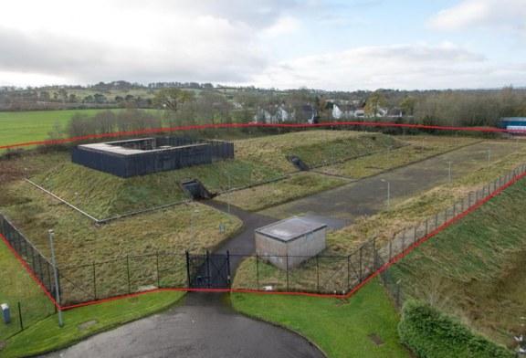 Kto kupi schron przeciwatomowy w Irlandii Północnej ?