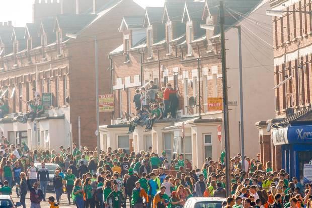Foto: Kevin Scott / Belfast Telegraph
