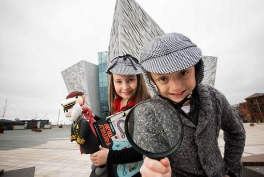 Titanic Belfast zatrudni dziecięcego recenzenta – Junior Explorer'a