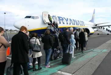 Ryanair uruchamia trzy nowe trasy do Polski z Belfastu