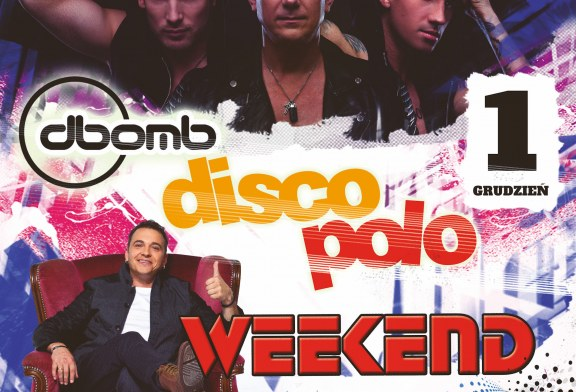 Koncert Weekend i D-Bomb w Belfaście!