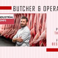 Rzeźnik / Wykrajacz / Butcher - Irlndia Północna (UK)